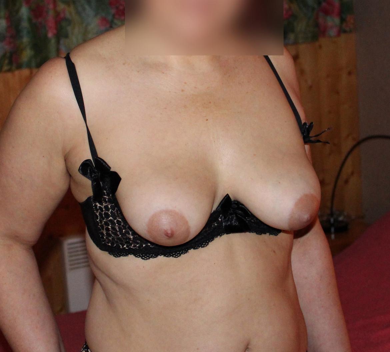 Интимные фото взрослой француженки